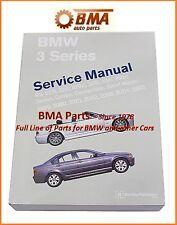 NEW E46 3 SERIES BMW BENTLEY REPAIR MANUAL 323 325 328 330 M3 B305 BM8000305
