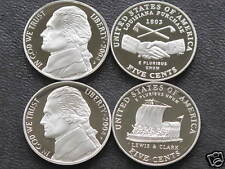 2004-S Jefferson Nickel Peace and Keelboat Commemorative Proof Roll of 40 each