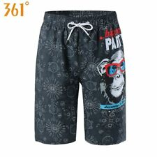 361 Beach Shorts for Men Quick Dry Swim Surf Beach Pants Mens Board Shorts Men