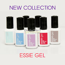 2017 ESSIE Gel Color NEW COLLECTION Soak Off UV/LED Gel Polish 12.5ml 0.42oz
