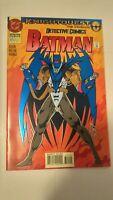 Detective Comics #675 June 1994 DC Comics Batman Dixon Nolan Hanna FOIL COVER