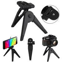 New Mini Portable Folding Tripod Stand Hand Grip for All Sports Digital Camera