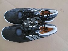 Mens ADIDAS ADIPURE TRAINER 360 sz 14 black and white NWT