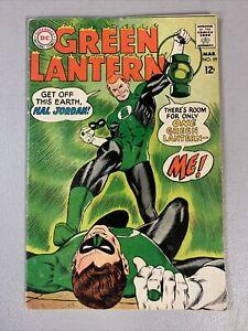 DC Green Lantern 59 (1968) Higher Grade 1st Appearance Guy Gardner Silver Age