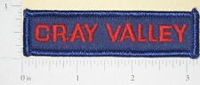 Cray Valley Patch - France