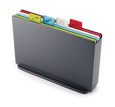 Joseph Joseph Index Chopping Board - Regular - Graphite Grey 60132