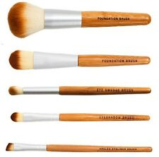 Evriholder Bamboo Naturals 5 piece brush set