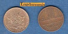 LOT de 2 pc 10 Francs Mathieu 1980 Tranche A + B du qualité TB TTB