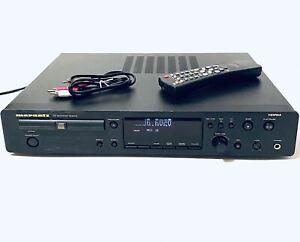 Marantz DR-6000 CD Player Recorder Original Remote Control WORKS BUT HAS FAULT
