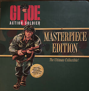 BRAND NEW GI Joe Masterpiece Edition 12 inch Action Soldier