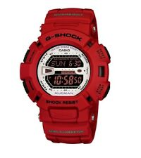Casio G-Shock G-9000MX-4 Original Red Mens Watch Resin Band New Mudman G-9000