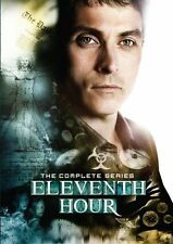 ELEVENTH HOUR : THE COMPLETE SERIES (6 disc) -  Region Free DVD - Sealed