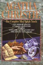 Agatha Christie - Five Complete Miss Marple Novels, CHRISTIE, AGATHA, 0517035804