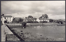 Shaldon, Devon. Ringmore, Shaldon. 1960's Real Photo Postcard