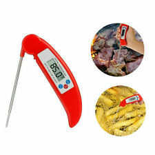 New Instant Read Digital Food Meat Thermometer Kitchen Cooking BBQ Grill Home