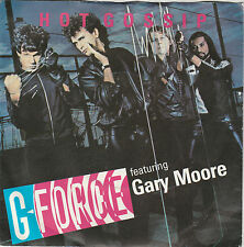 G Force -Hot Gossip - Gary Moore on guitar / Rare Promo in mint condition