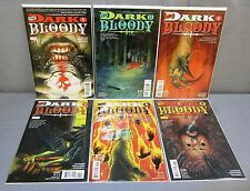THE DARK & BLOODY #1 2 3 4 5 6  (Full Run) NM- Vertigo Comics 2016