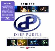 Deep Purple - Live In Concert At The 2006 Montreux Festival [CD + DVD
