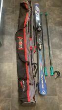 Dynastar Omedrive 07 166cm skis, poles and Ski Bag