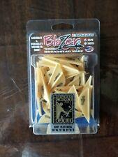 Bohning Blazers 36 Pack Satin Gold Broadhead Vane Crossbow Certified 10831Sg2