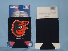 BALTIMORE ORIOLES Foam Can/Bottle Coozie/Koozie Cooler KOLDER Quantity of 2 NIP