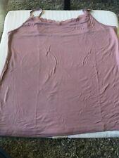 A3 Gilligan /& Omalley Women's Cami Tank Top Sleepwear 3X Black