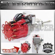 Electronic HEI Distributor RED fit Small Block Mopar Dodge Chrysler 318 340 360