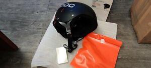 POC Frontal Jon Olsson Edition Black/Red Ski Helmet Medium 55/56cm