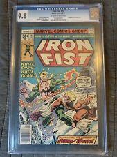 Iron Fist 14 cgc 9.8