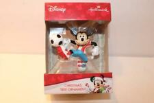 NEW 2016 Hallmark Keepsake Mickey Mouse Soccer Christmas Tree Ornament Hallmark