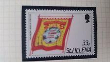 St. Helena 1986 SG 476 W wmk corona a la izquierda de ca. Banners estampillada sin montar o nunca montada