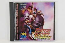 Fighter's History Dynamite NEO GEO CD CDZ SNK Japan Import US Seller NC398
