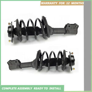 Front Complete Struts Shock Absorbers Spring Assembly for 01-06 Hyundai Elantra