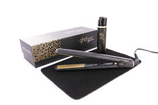 GHD V Gold Classic Hair Straightener Styler - With Free Mat- Free Hair Spray
