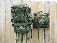 USGI CFP-90 Backpack with patrol pack