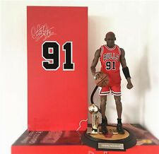 1:6 Scale Real Masterpiece NBA Dennis Rodman Action Figure Full Set New In Box