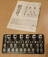 Twisted Electrons micro acid8 synthesizer