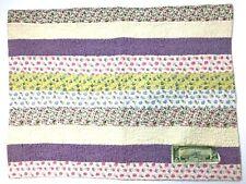 Cottage Chic Pillow Sham Multi-Pattern/Color Floral Print Shabby Decor Cotton