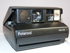 POLAROID IMAGE 2 INSTANT CAMERA. FULLY TESTED & WORKING - USES SPECTRA/1200 FILM
