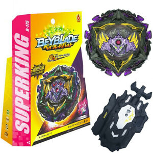 Beyblade Burst SuperKing B-175 Lucifer The End.Kou.Dr A Booster +String Launcher