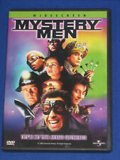 Mystery Men Dvd 1999 Disc Used Dark Horse Comic Book Movie Ben Stiller Universal