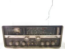 Hallicrafters SX-110 Shortwave Receiver Ham Radio Good Condition Untested AS-IS