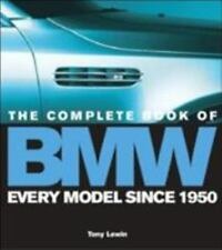 The Complete Book of BMW, Lewin, Tony, Acceptable Book