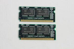COMPAQ 218071-001 16MB 70NS MEMORY KIT (2X8MB) ARMADA 4100 4110 4115 4120 4130