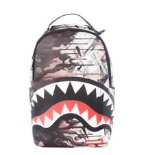 Sprayground Psycho Shark Money Dollars Urban School Book Bag Backpack 910B1589