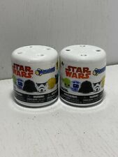 2 New Star Wars Series 1 Mash'ems Capsule sealed