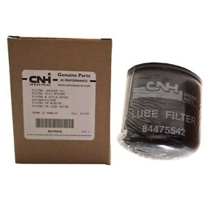 New Holland Engine Oil Filter Part # 84475542