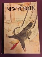 "THE NEW YORKER MAGAZINE JULY 30 2018-  COVER ""THUMBS UP"" BARRY BLITT FREE SHIP"