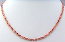 "Copper Neck Chain Necklace 18""  Wheeler Sunrise Healing Arthritis Pain cn 001"