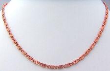 "Copper Neck Chain Necklace 18""  Wheeler Sunrise Healing Arithitis Pain cn 001"